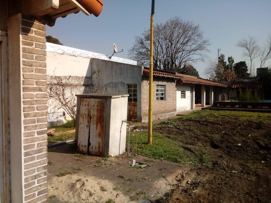 casa y lote e venta ezeiza-ideal emprendimiento inmobiliario