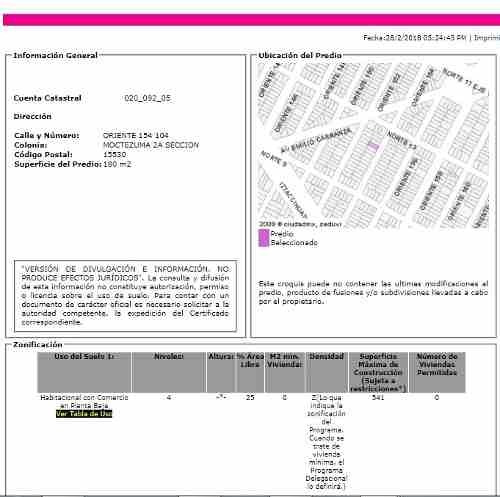 casa y negocio adjudicada y lista para notaria