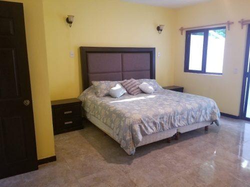 casa y terreno en venta en regatta puerto morelos c2299