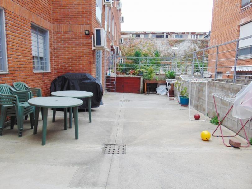 casablanca - impecable, planta baja con patio