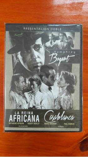 casablanca + la reina africana