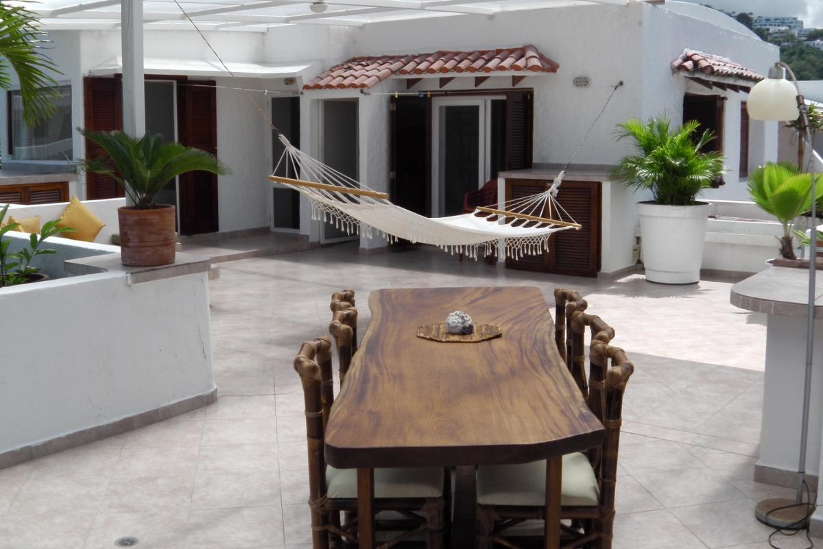 casablanca penthouse de lujo frente mar playa 8 pers. same