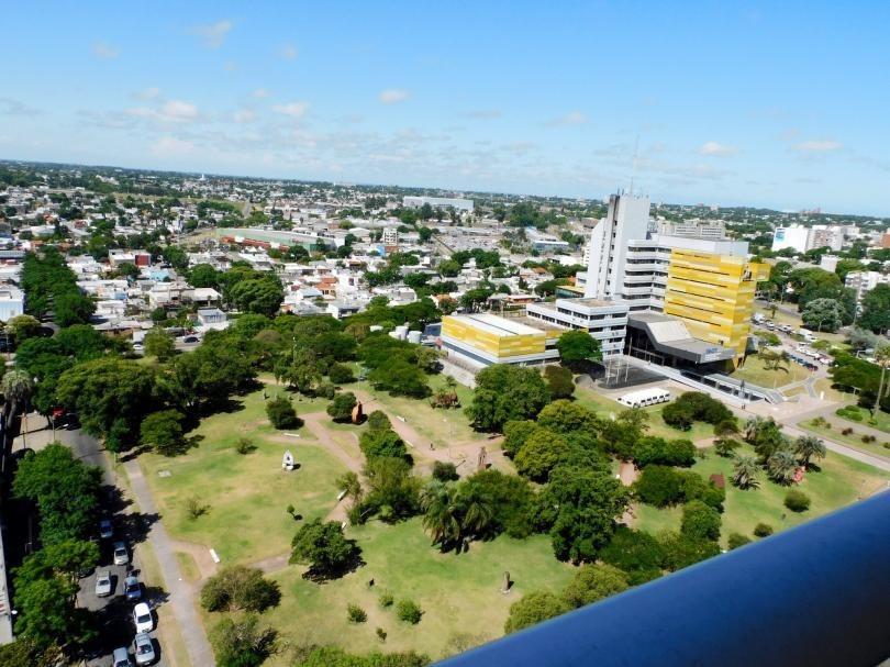 casablanca - torre nuevocentro, piso alto, espectacular vista