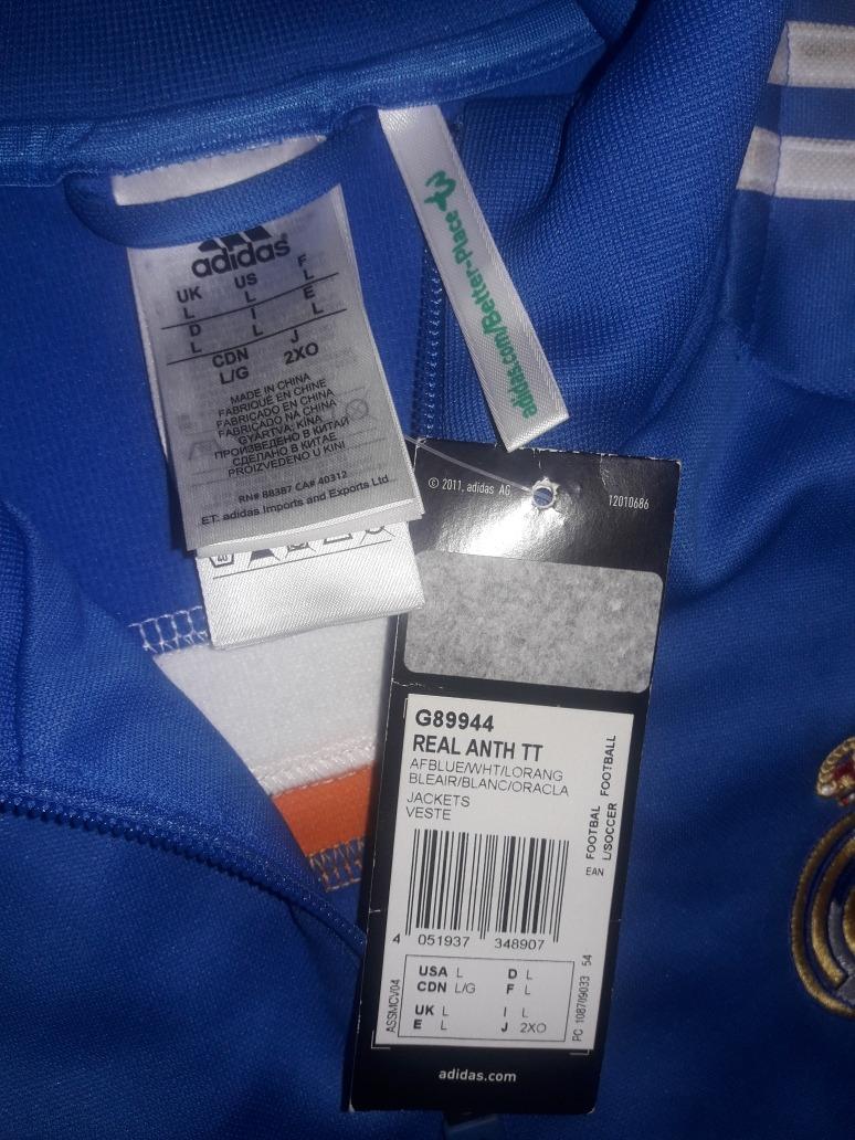d34729ba00c95 casaca adidas real madrid. Cargando zoom.