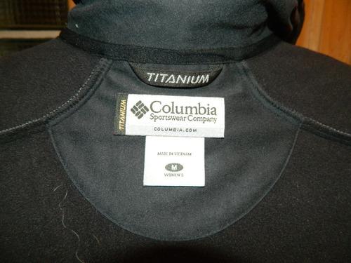casaca columbia titanium