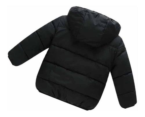 casaca de bebe con forro de peluche