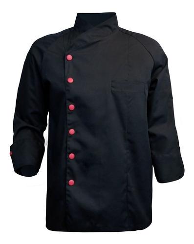 casaca de chef, dama y caballero