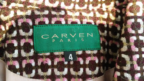 casaca de dama- usada talla 4 americana