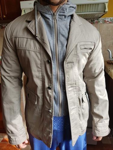 casaca de hombre talla largue
