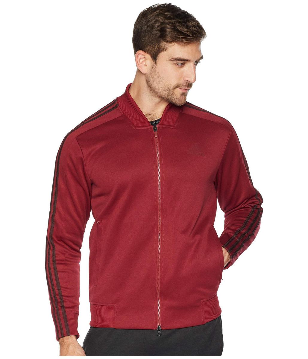 d349a82748c83 casaca hombre adidas sport id track bomber jacket. Cargando zoom.