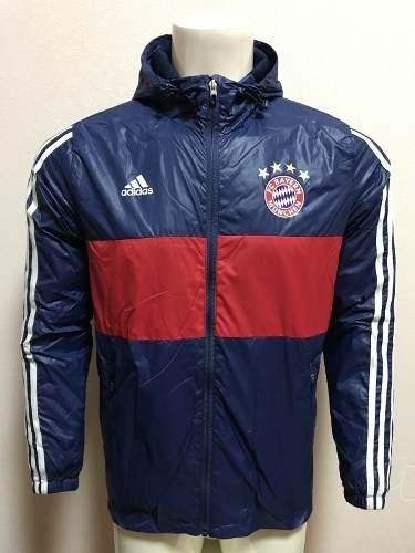 Casaca adidas Bayern Munich Hombre 100% Original S