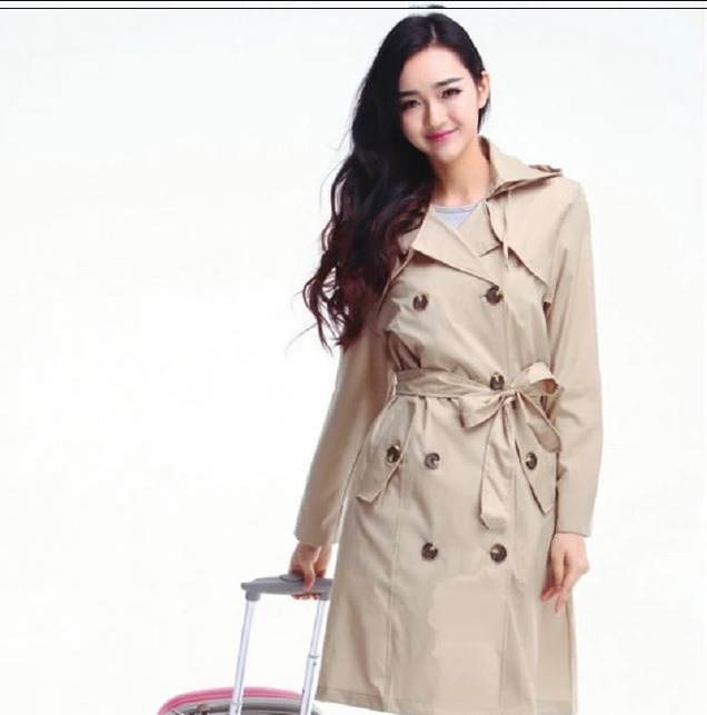 Casaca Para Mujer Impermeable - S  75 8b16f3894692