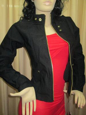 casaca saco corto o chaqueta - urbanzet moda