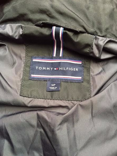 casaca tommy hilfiger original talla small
