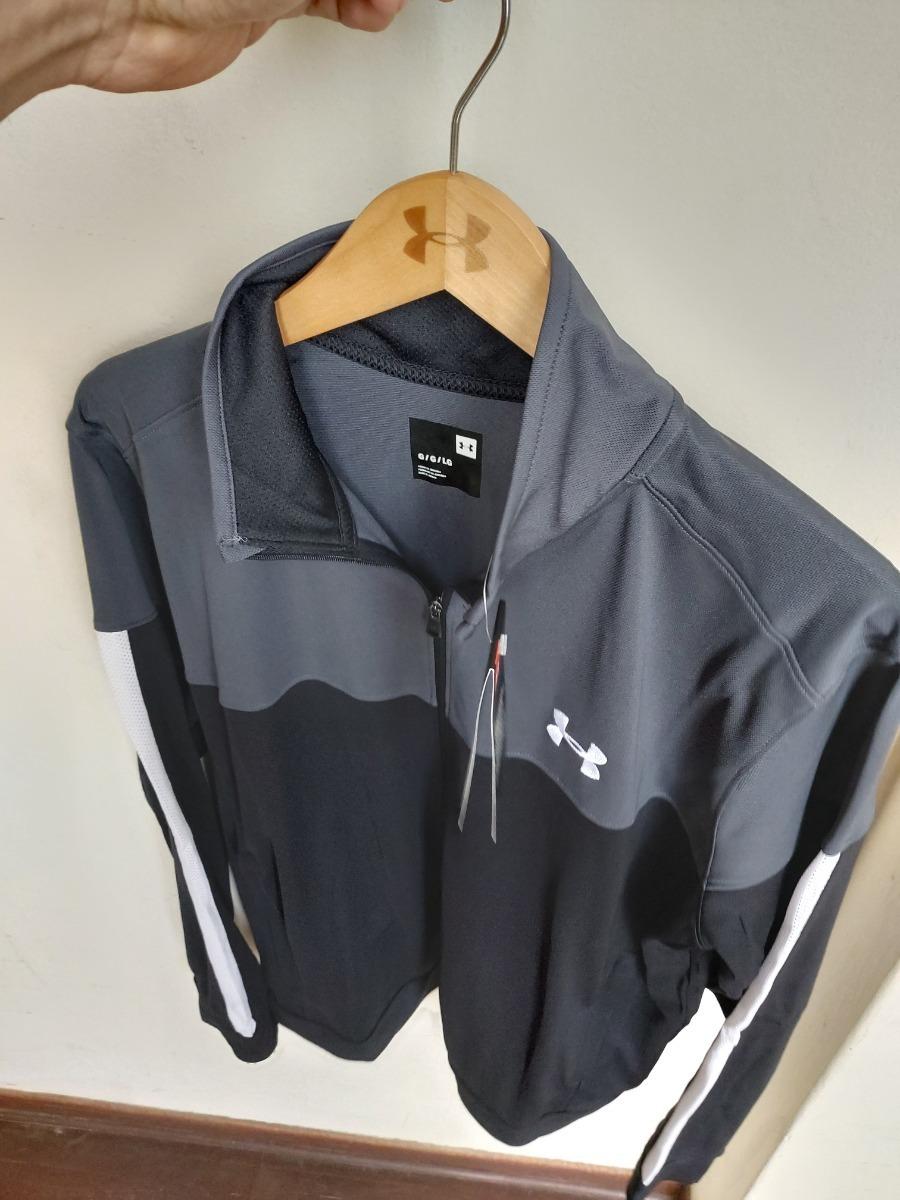 Decepción rumor Granjero  Casaca Under Armour Sportstyle Pique Jacket 2019 Cod 1313204 - S/ 199,00 en  Mercado Libre