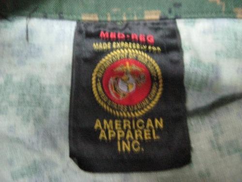 casaca us marines coprs - original - usa talle m
