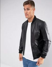 una gran variedad de modelos mejor proveedor último Casacas De Cuero Varon Zara - Casacas Hombre en Mercado ...