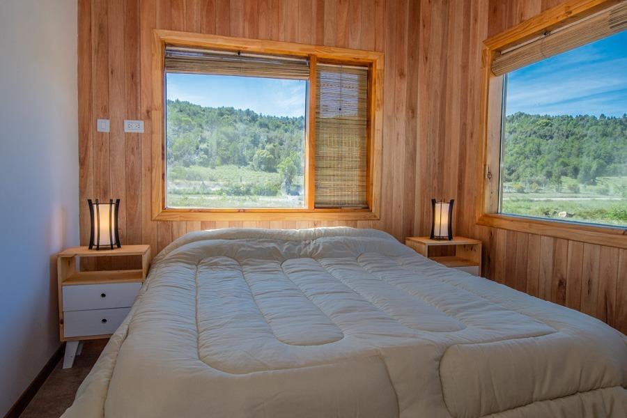 casa/cabaña en san martín de los andes. 6/8 camas.