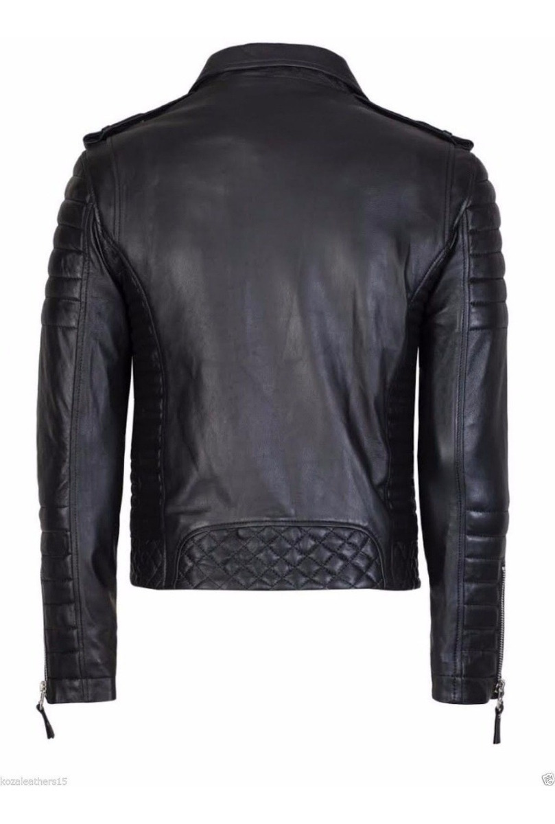 406ef7449d67 Casaca/chaqueta De Cuero Para Hombre