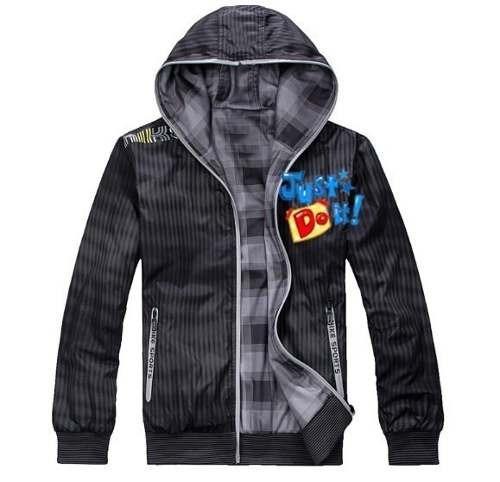 casacas nike dry fit reversibles