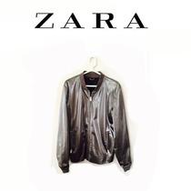 Casaca Zara Original Ploma Fashion Hombre Talla M Nueva.!!