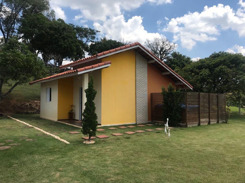 casa/chalé duplex em condomínio fechado