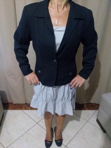 casaco/ blazer da marca classe importado
