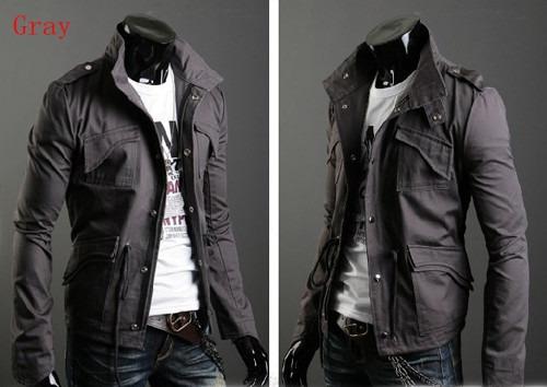 db8fd8771c Casaco Blusa Jaqueta Importado Slim Fit Masculino - R  159