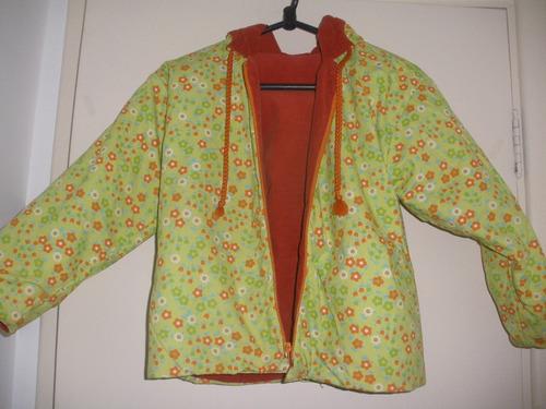 casaco/ blusão / agasalho em veludo- sem avesso