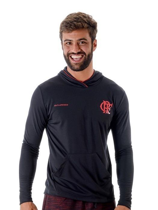 95a8e1c499 Casaco Braziline Flamengo Velve Masculino Adulto Licenciada - R  138 ...