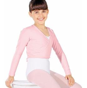 9f518ce609 Casaco Ballet Infantil - Casacos com o Melhores Preços no Mercado Livre  Brasil