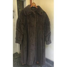 Casaco Clássico Luxo Sobretudo Pele Alpaca Made In Germany