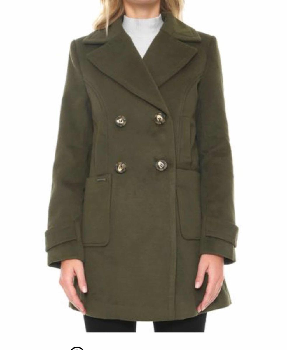 f5e5a0f85 Casaco Colcci Verde Militar M - R$ 400,00 em Mercado Livre