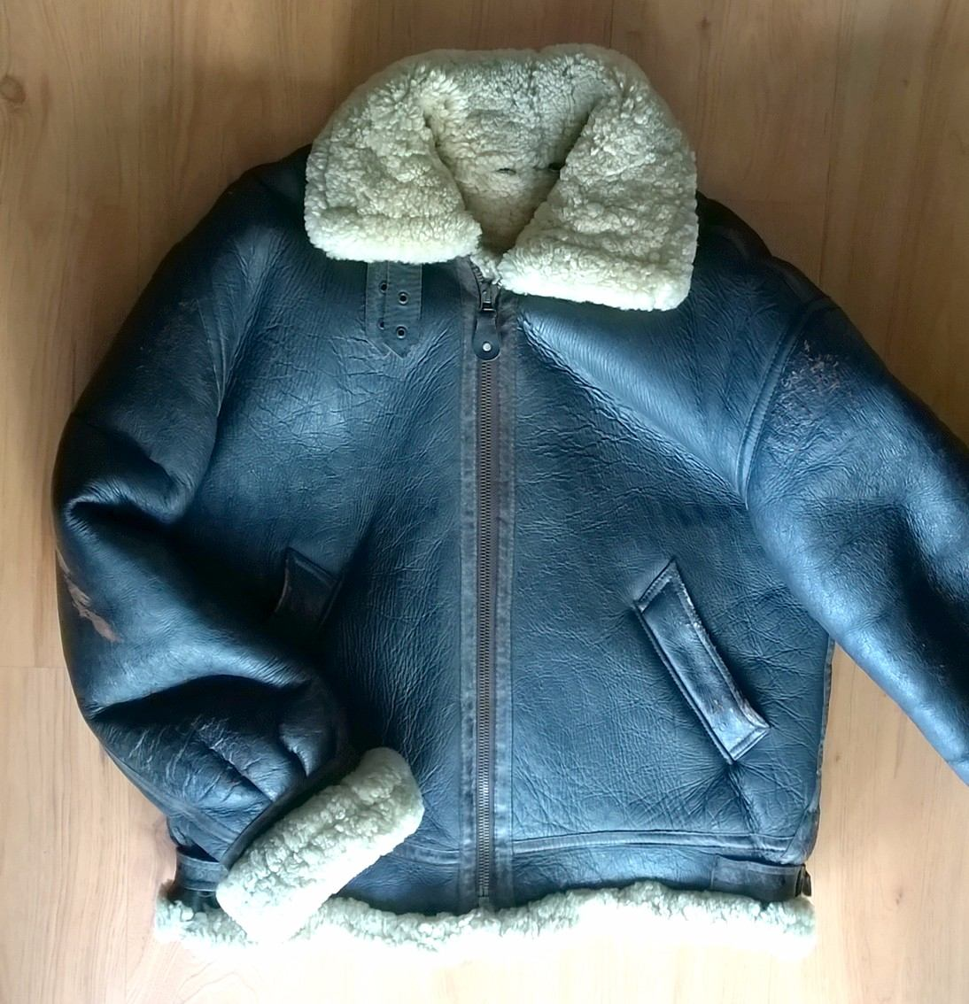 e46cde410d7a2 casaco couro (pele) para frio importado (frança). Carregando zoom.