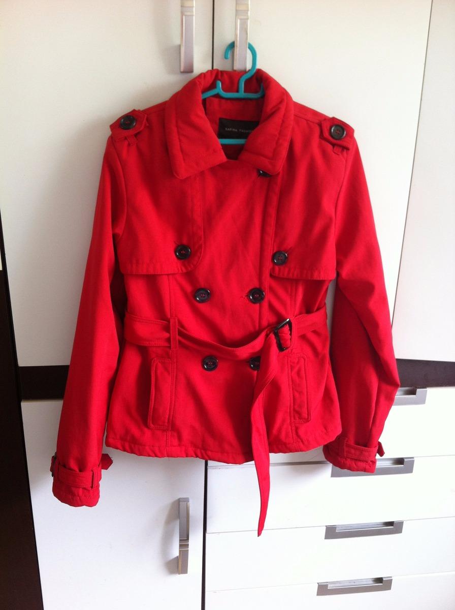 e3f17745e Casaco De Inverno - Safira Fashion - R$ 150,00 em Mercado Livre