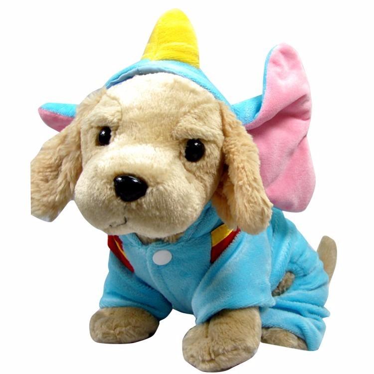 ab04dcdb414b27 Casaco Fantasia Para Cachorro E Gato Dumbo Roupa Pet