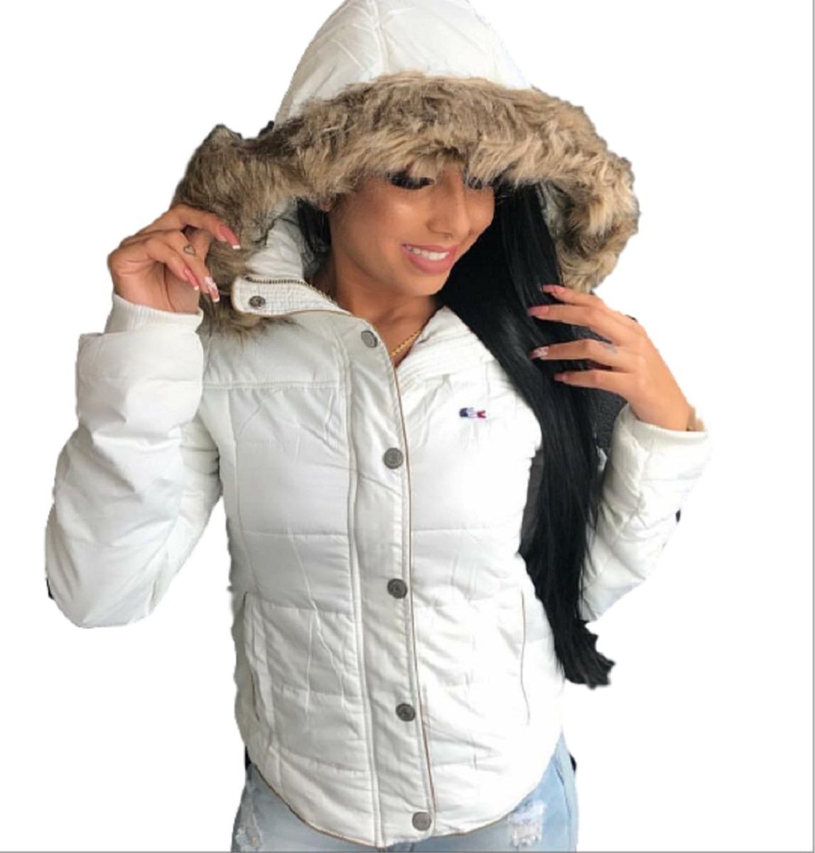 ea33d68d0fd casaco feminino lacoste luxo promoção. Carregando zoom.