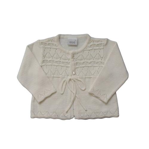 casaco feminino off white