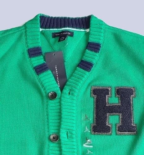 casaco infantil tam.14-16 anos tommy hilfiger-original
