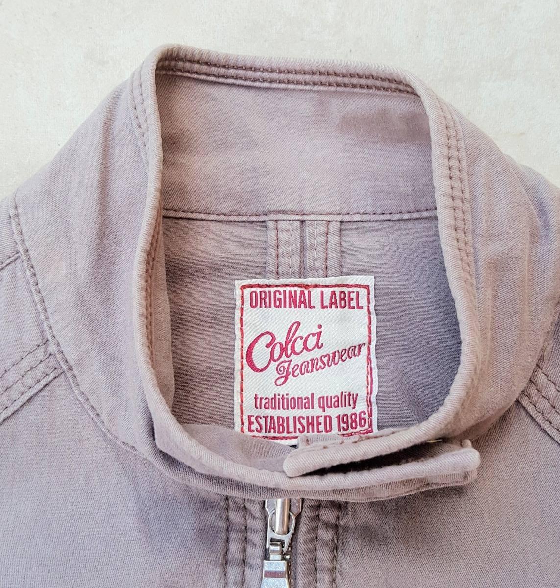 db4048468 casaco jaqueta feminina colcci tam p sarja manga longa ziper. Carregando  zoom.