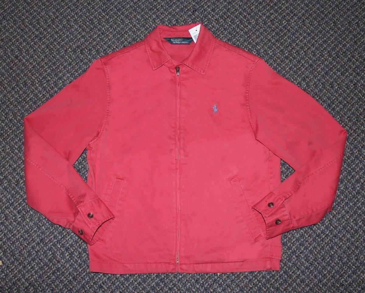 Casaco Jaqueta Polo Ralph Lauren - Tamanho P   S - Original - R  300 ... f42e2111c0b