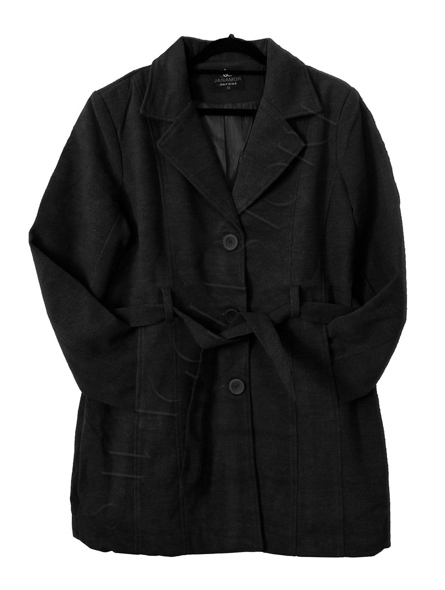 8ffa36549 casaco lã batida feminino plus size sobretudo longo tam esp. Carregando zoom .