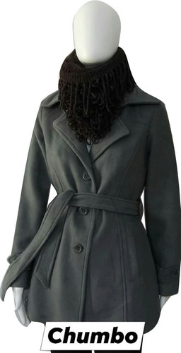 casaco lã batida sobretudo blusa roupa frio feminino nf