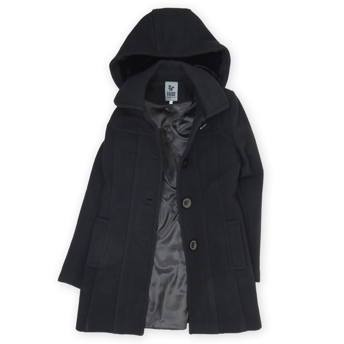 85781363f casaco longo berlim em lã uruguaia premium com capuz removív. Carregando  zoom.
