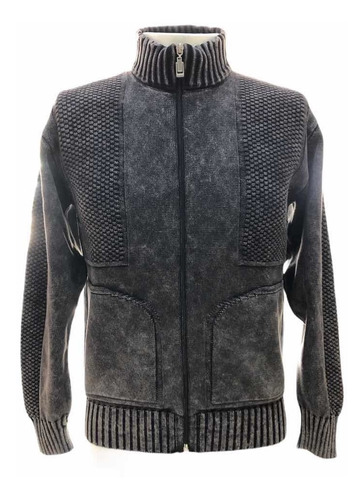 casaco masculino - linha estonada - tam. p*+