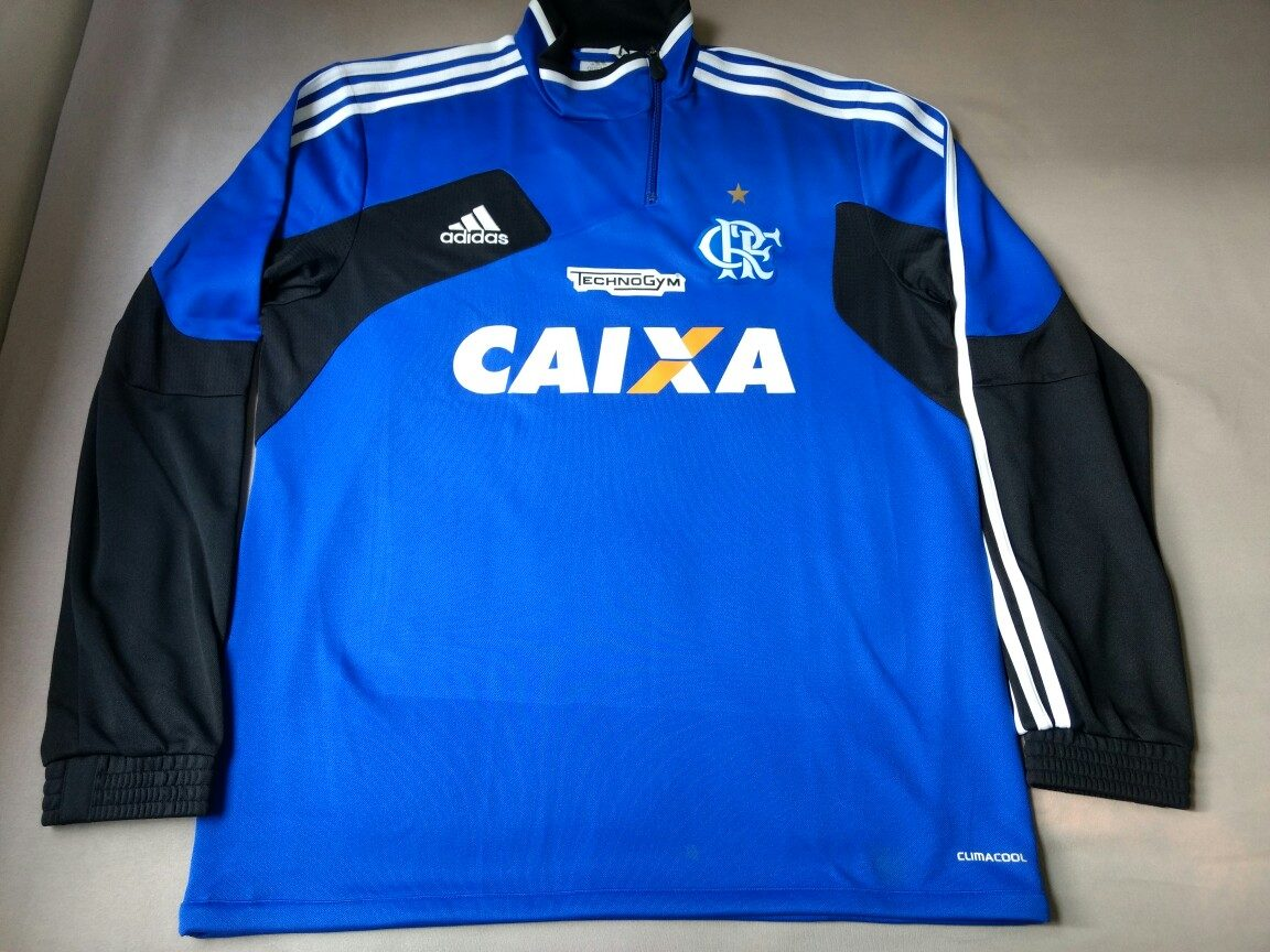 752e68b09a Casaco Moletom De Treino Do Flamengo - Frete Grátis!!! - R  390