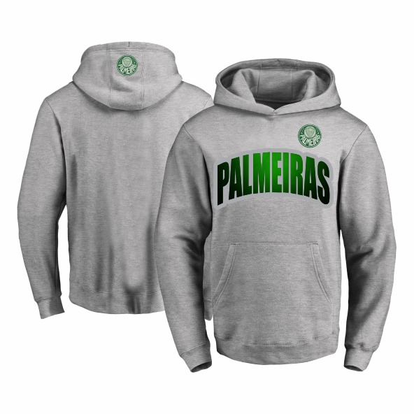 a140f0eac4 Casaco Moletom Palmeiras Blusa Inverno Palmeiras Mt0142 - R  197