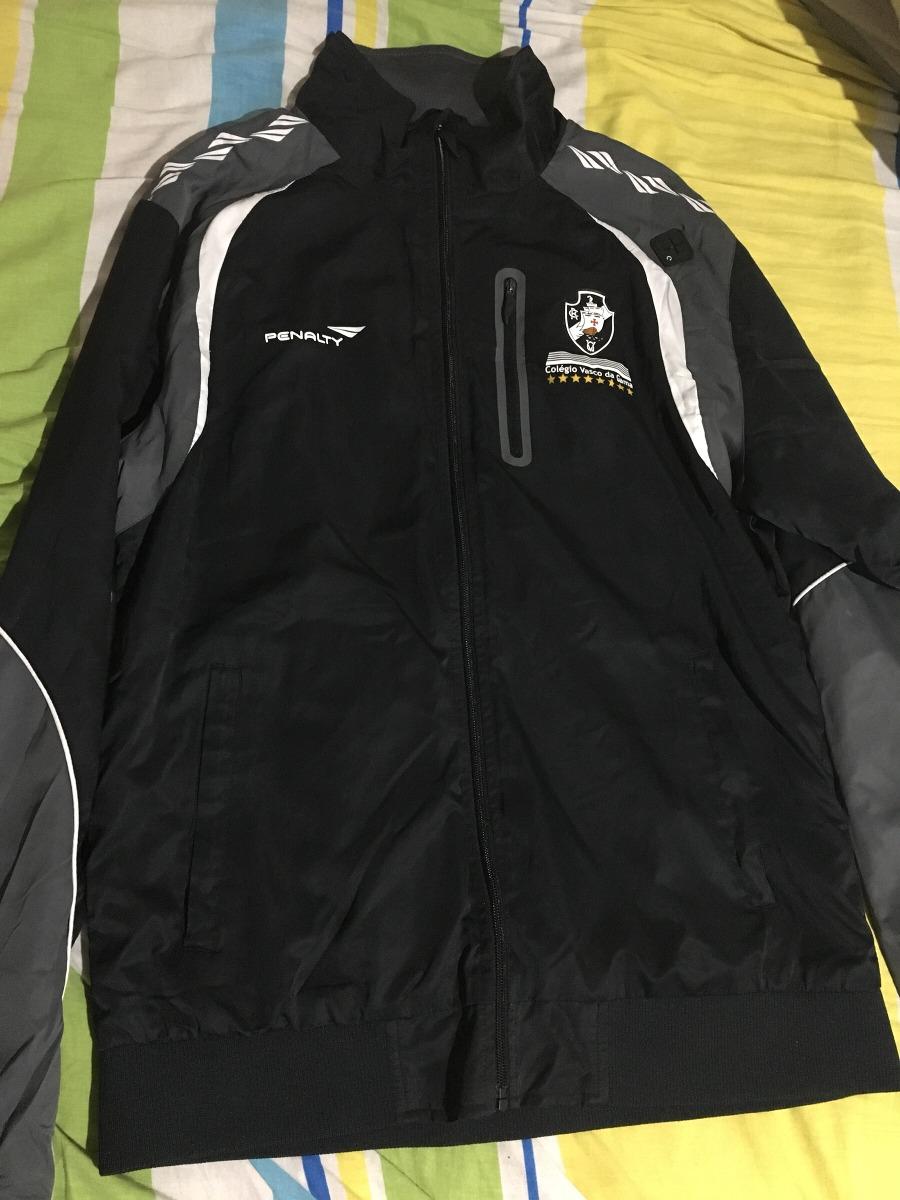 casaco penalty vasco da gama (colégio). Carregando zoom. f006b991fb7c2