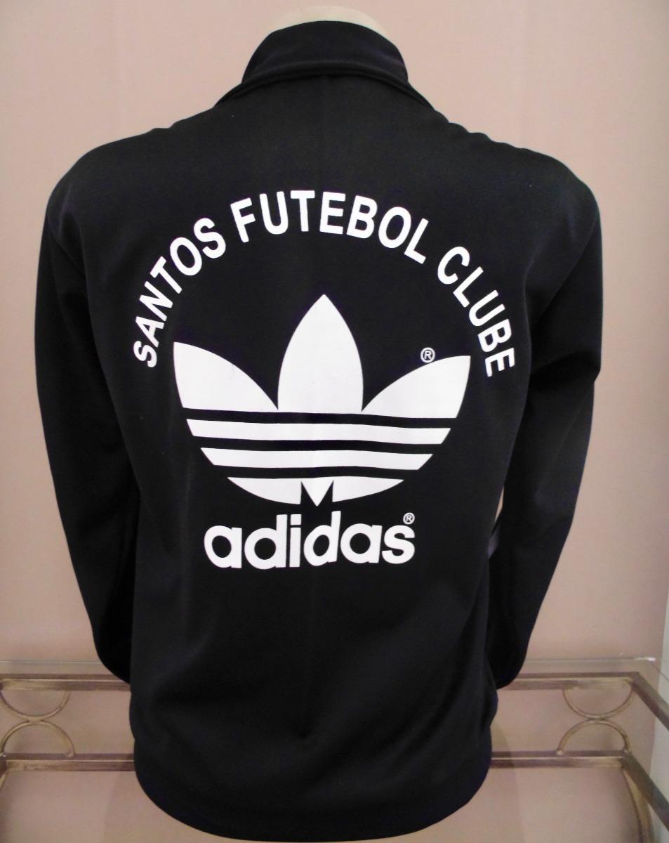 ... Casaco Retrô Santos Jaqueta Anos 80 - Pronta Entrega ! a5242064109b67  ... 666c6eefaf4cd