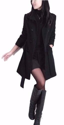 casaco sobre tudo feminino lã inverno lançamento